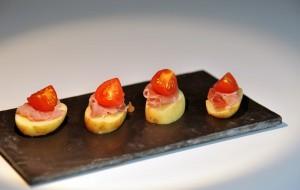 Idee recette - Tartines de pommes de terre